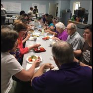 Congregational Lunch 10-27