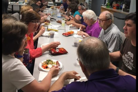 Congregational Lunch 11-17
