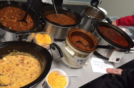 Chili Cook-off 2/2